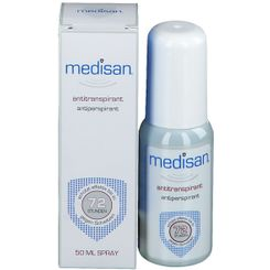 Medisan® Plus Spray anti-transpirant