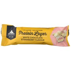 Multipower Protein Layer White Chocolate Strawberry