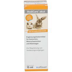 RodiCare® akut für Kaninchen, Meerschweinchen und Kleinnager
