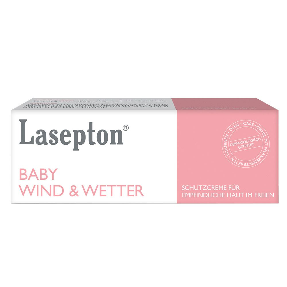 Image of Lasepton® BABY CARE Wind- und Wetter-Creme