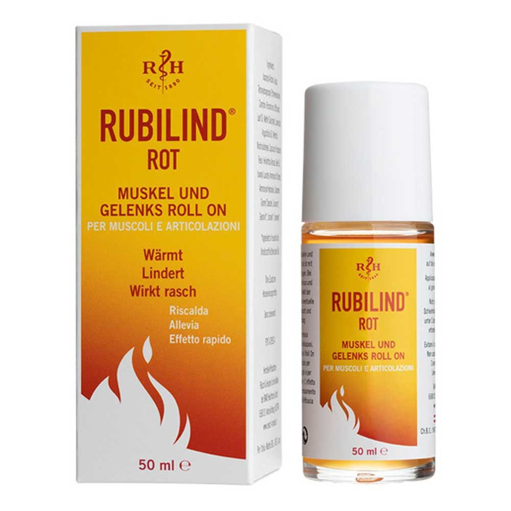 Image of RUBILIND ROT Muskel und Gelenks Roll On
