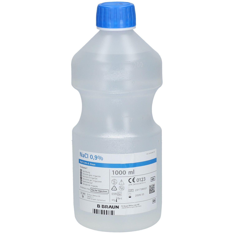 Image of Ecotainer® B. Braun NaCl 0,9% Lösung