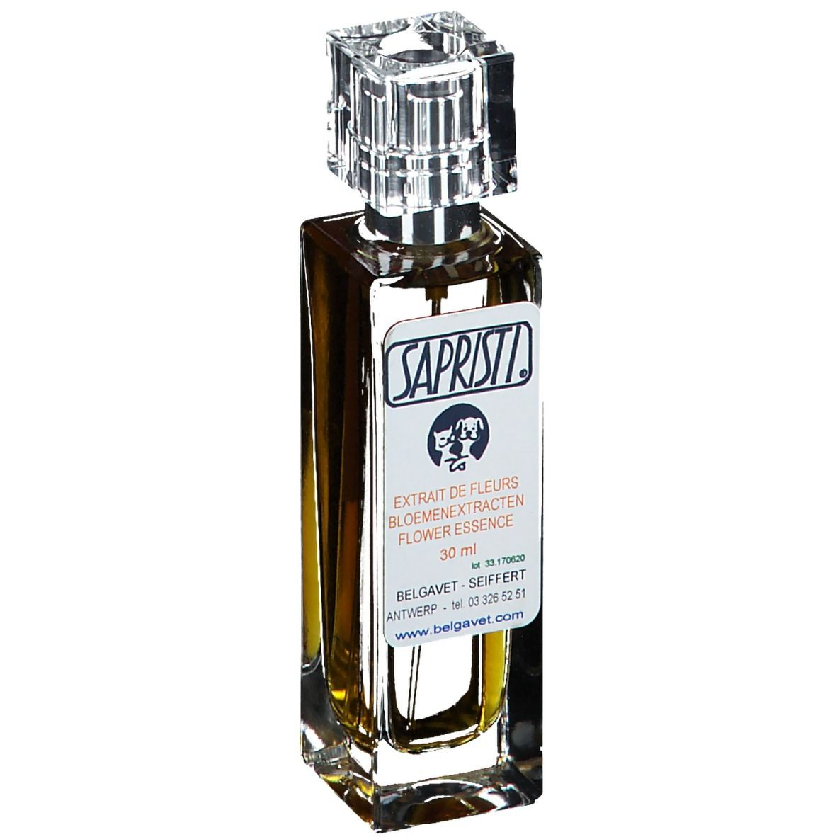 Image of Sapsristi® Blüten-Essenz Parfum