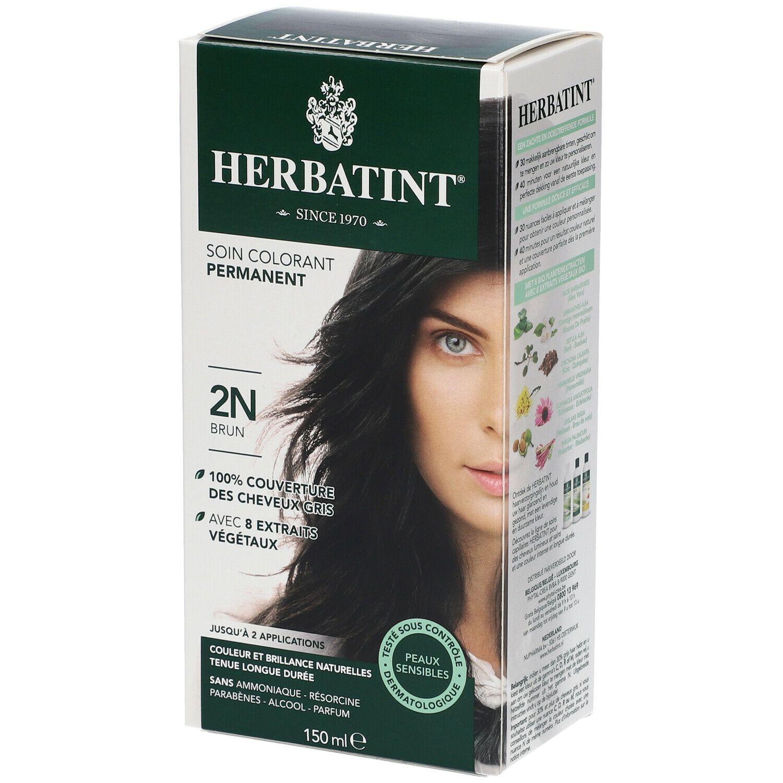 Image of HERBATINT® 2N braun permanent Haar Coloration