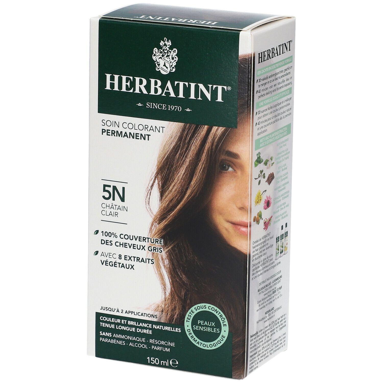 Image of HERBATINT® 5N Kastanie permanent Haar Coloration