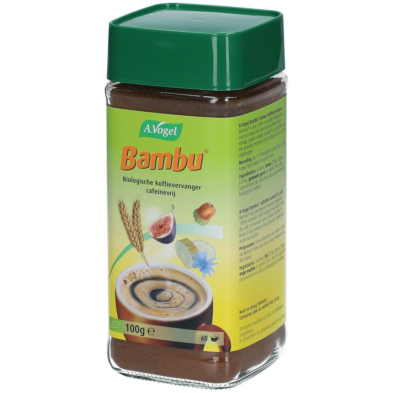 Image of A. Vogel Bambu® Früchte- und Getreidekaffee koffeinfrei