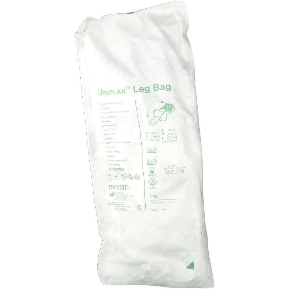 Image of Uriplan™ Leg Bag steril
