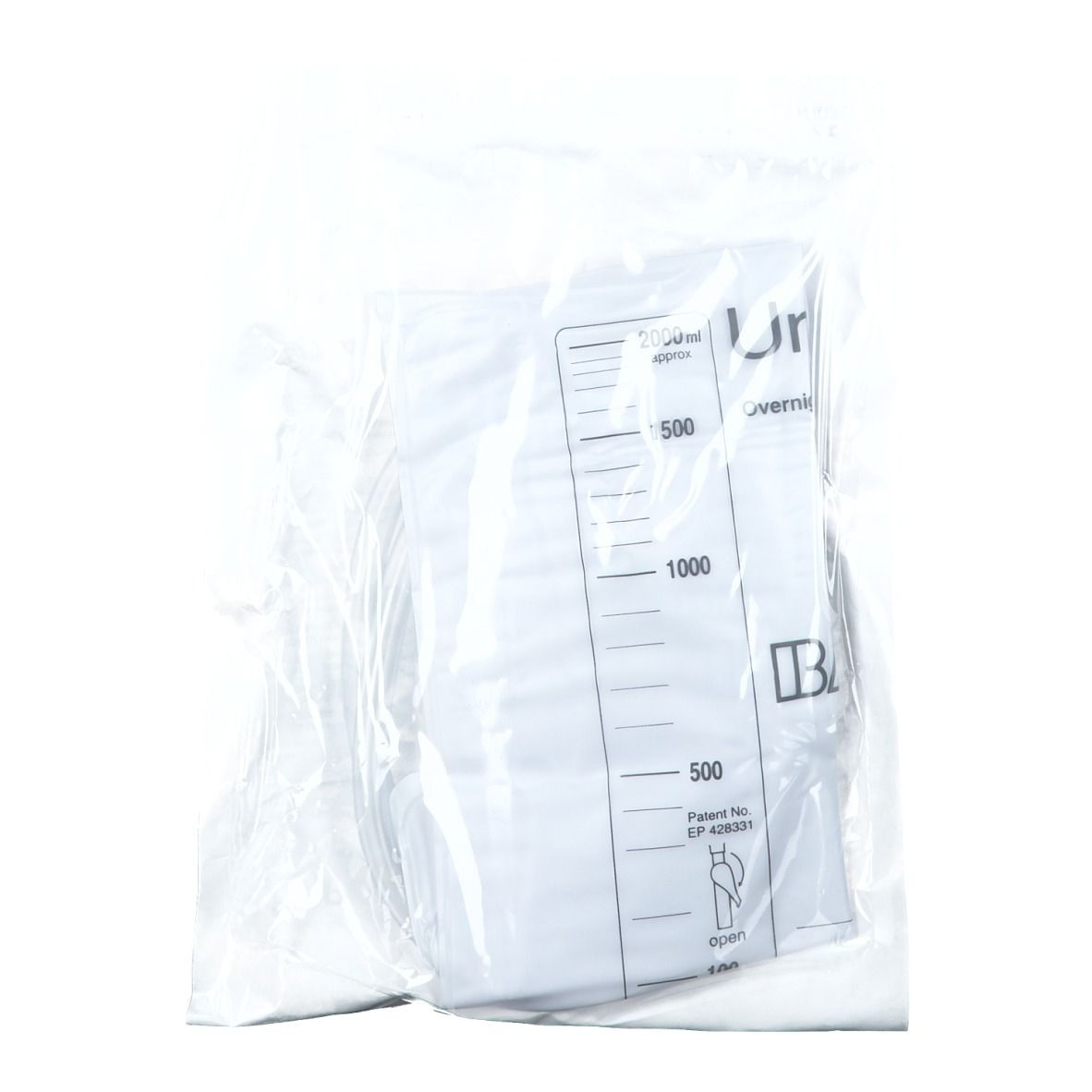 Image of Uriplan™ Bed Bag steril