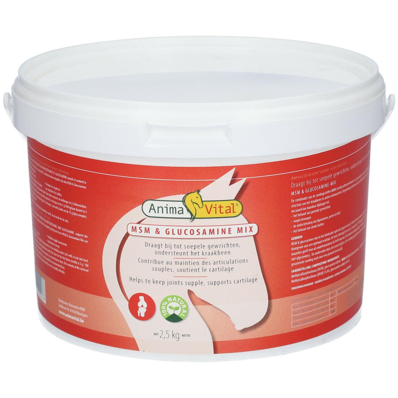 Image of Anima Vital® Mix MSM-Glucosamin Mix für Pferde