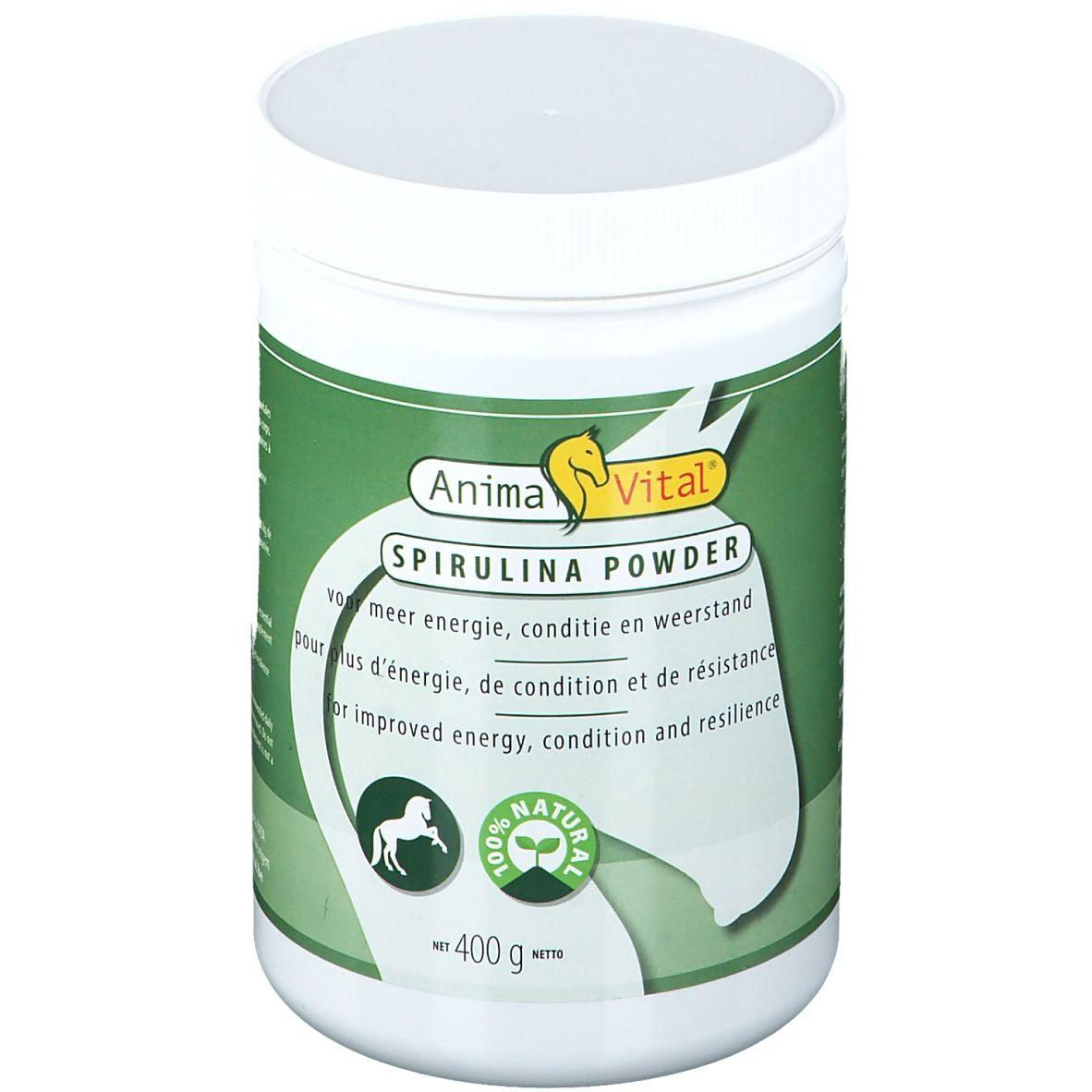 Image of Anima Vital® Spirulina Pulver für Pferde