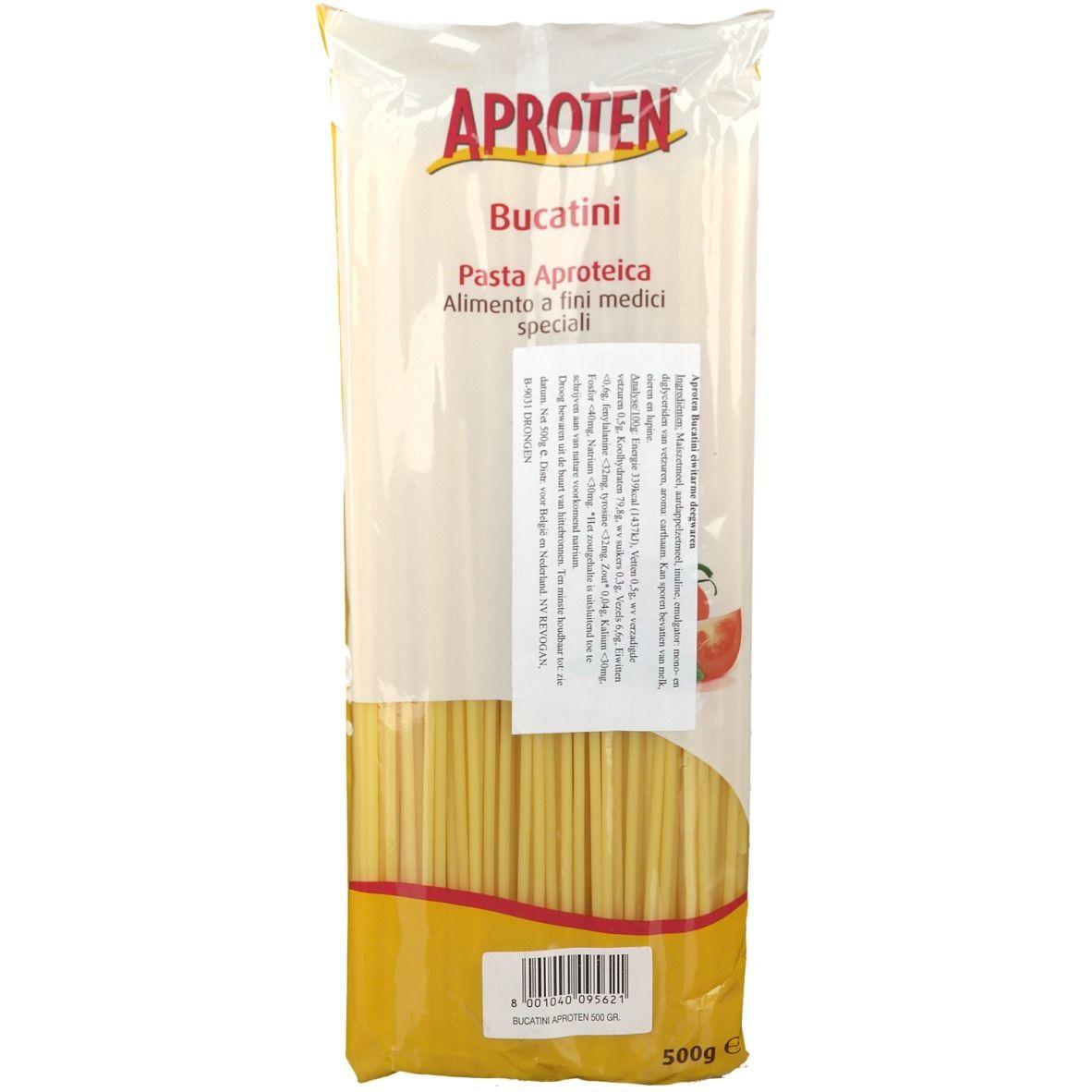 Image of APROTEN® Bucatini eiweißarme Pasta