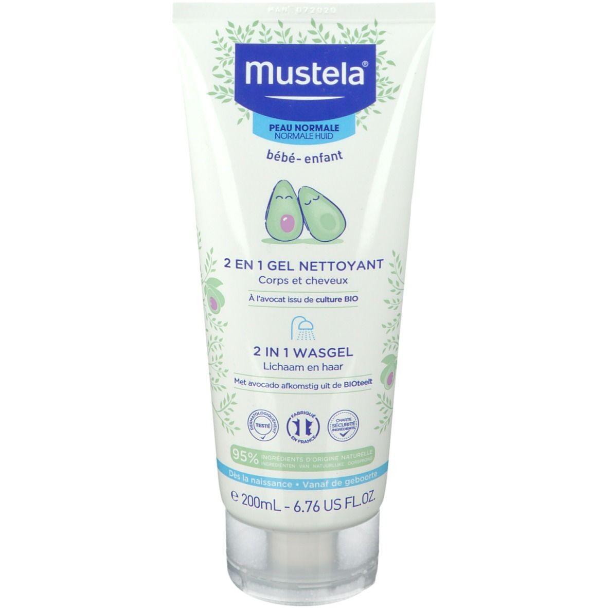 Image of mustela® bébé 2-in-1 Waschgel