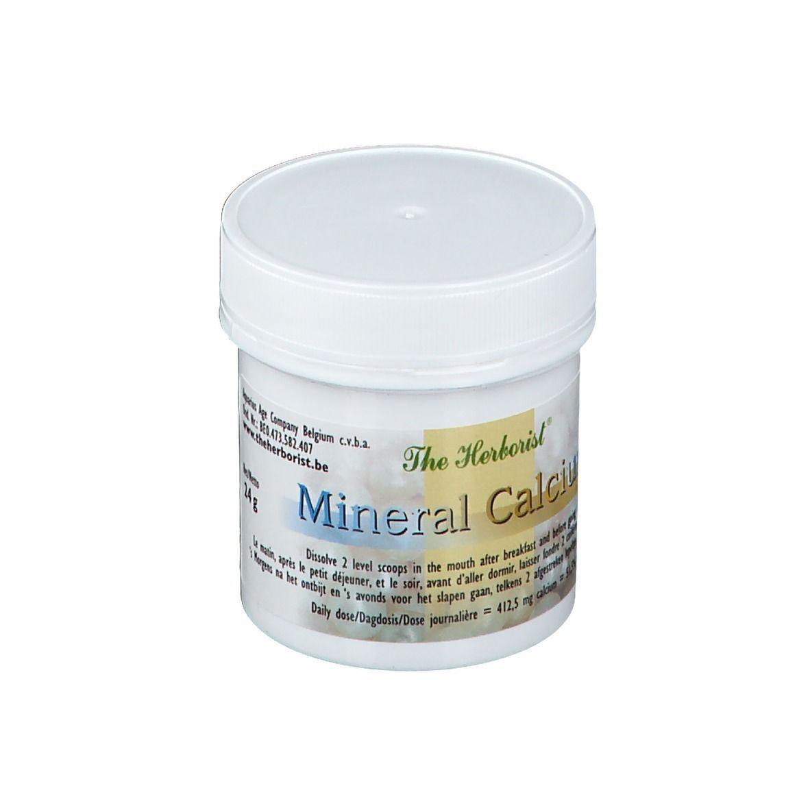 Image of Herborist Mineral Calcium