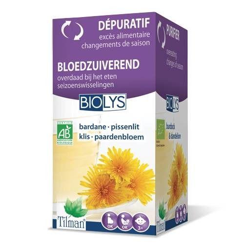 Biolys Bardane - Pissenlit - shop-apotheke.ch