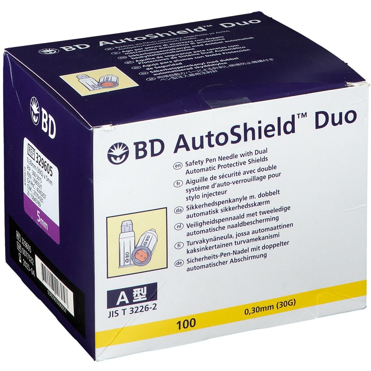 Image of BD AutoShield™ Duo 0,30 mm