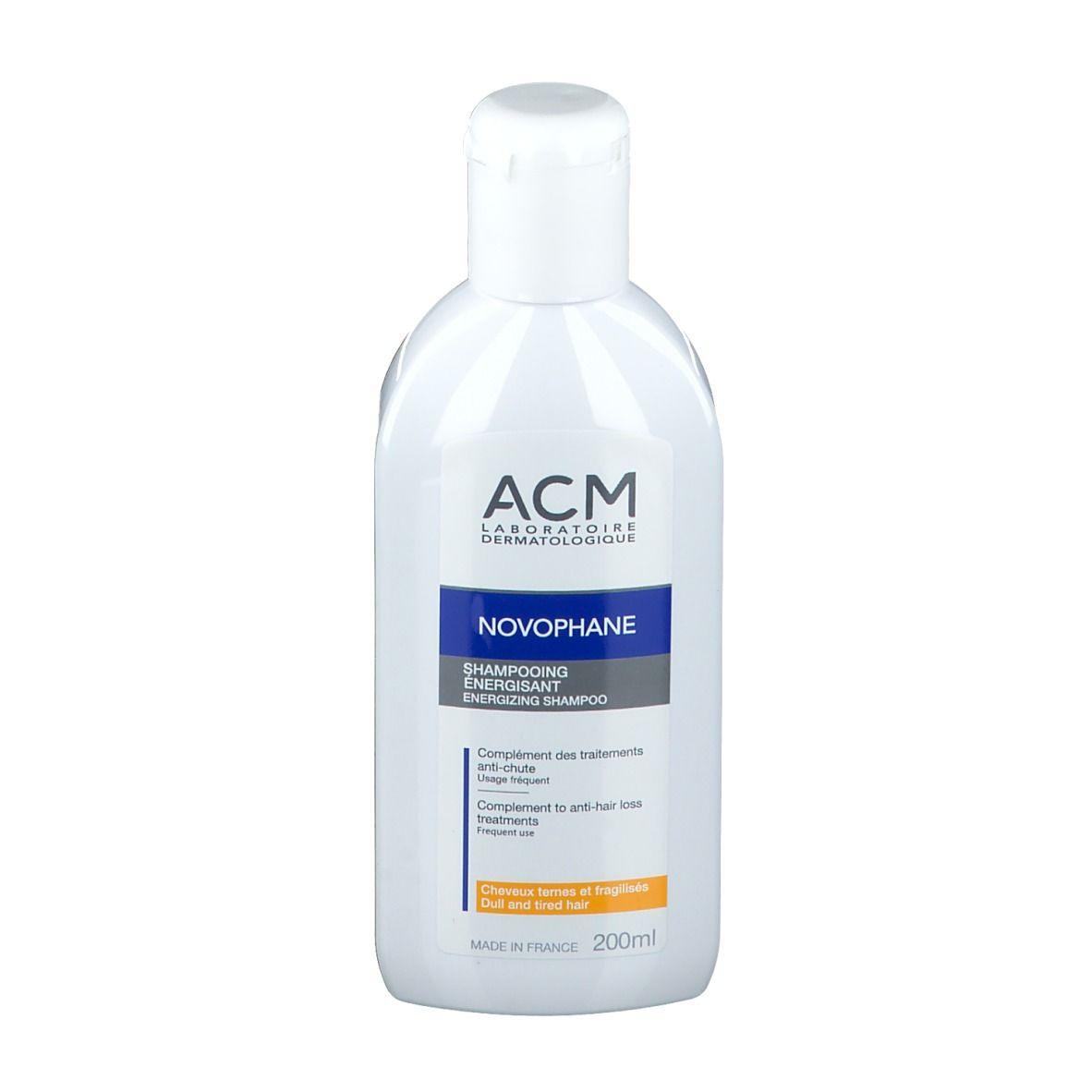 Image of ACM NOVOPHANE Energie Shampoo