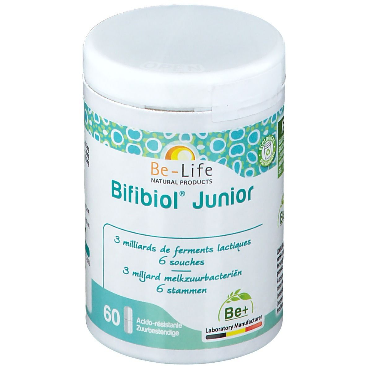 Image of Be-Life Bifibiol® Junior