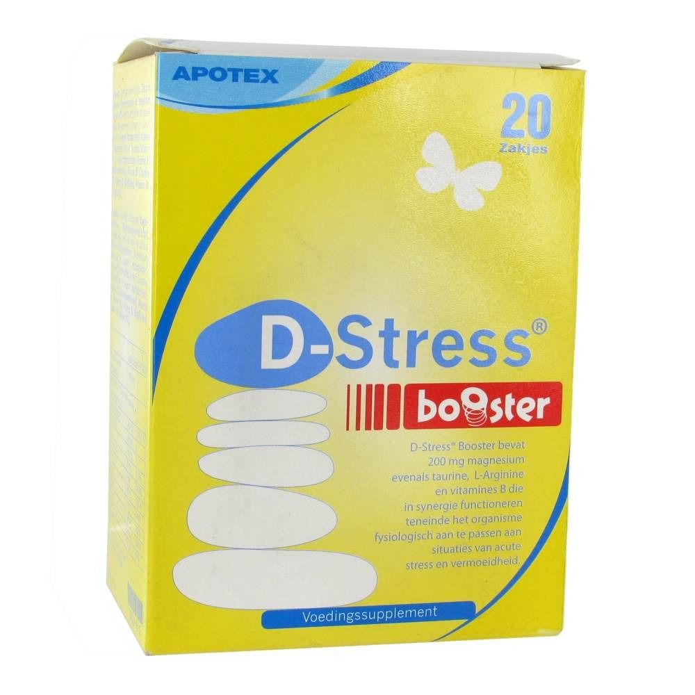 Image of D-Stress® Booster