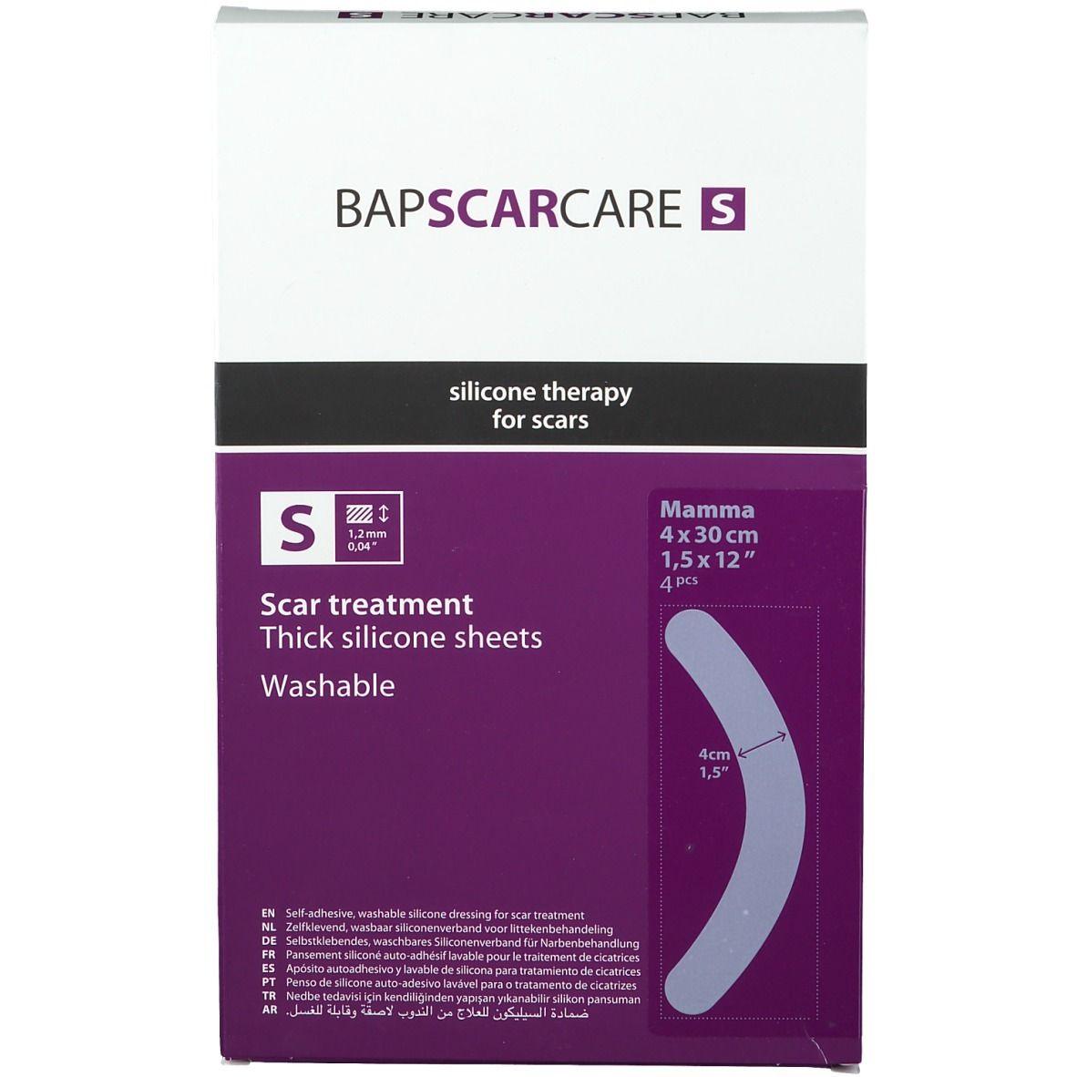 Image of BAPSCARCARE S Mamma 4 x 30 cm