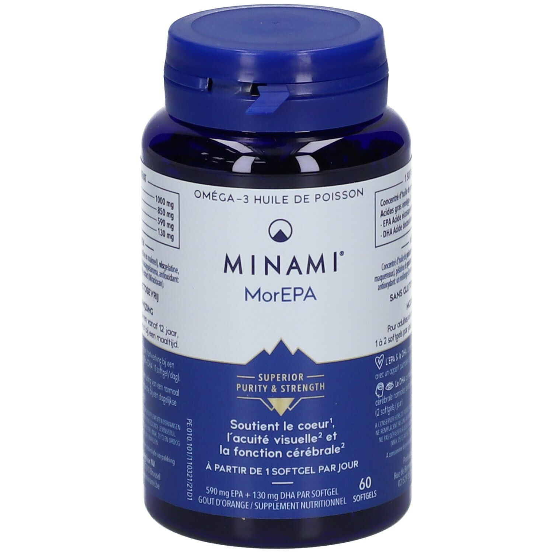 Image of MINAMI MorEPA Smart Fats®