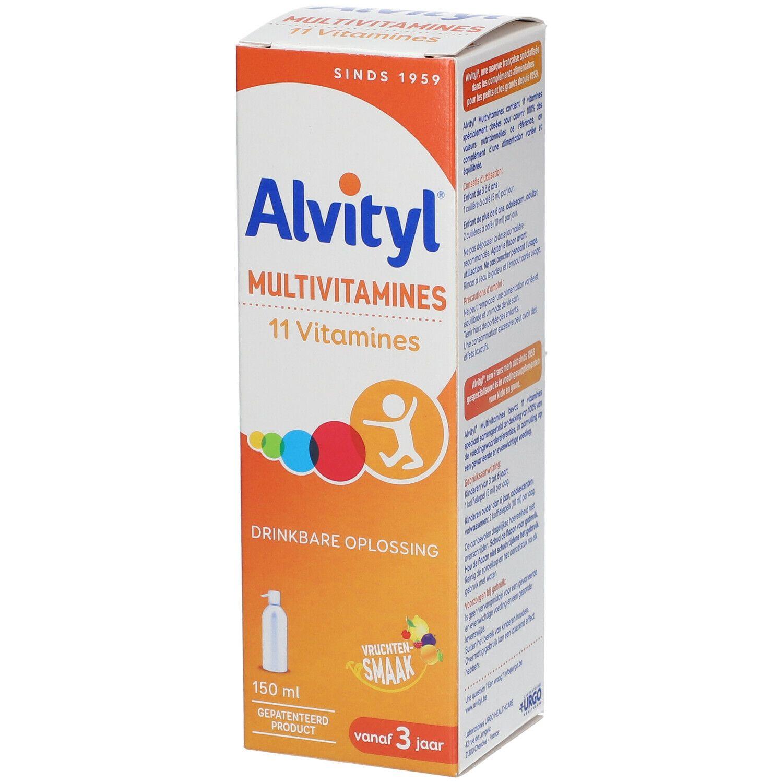Image of Alvityl ® Multivitamine Trinklösung