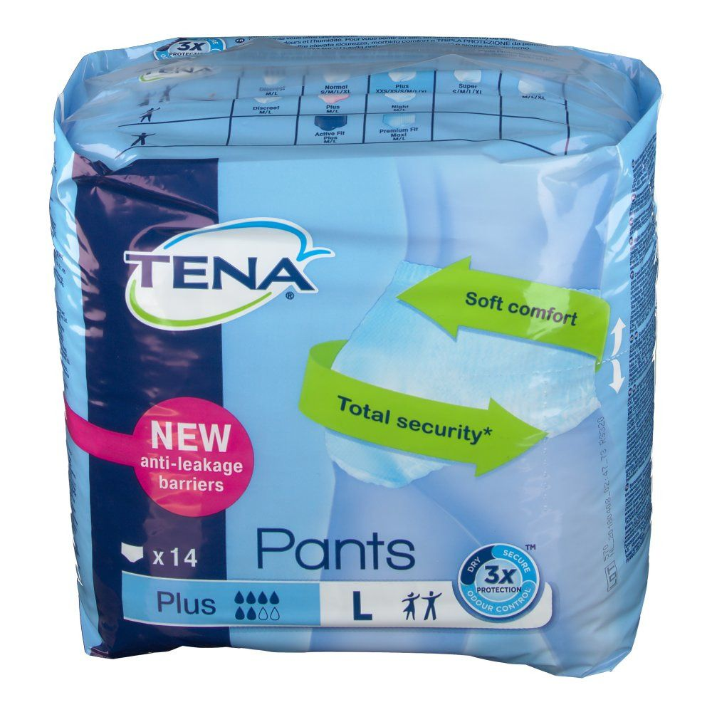 Urinary incontinence pants