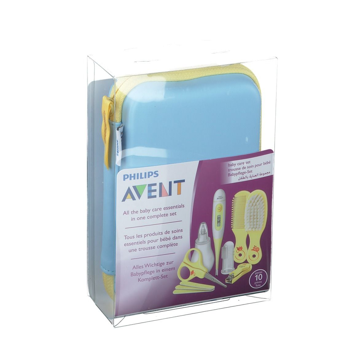 Image of Avent Baby Care Kit