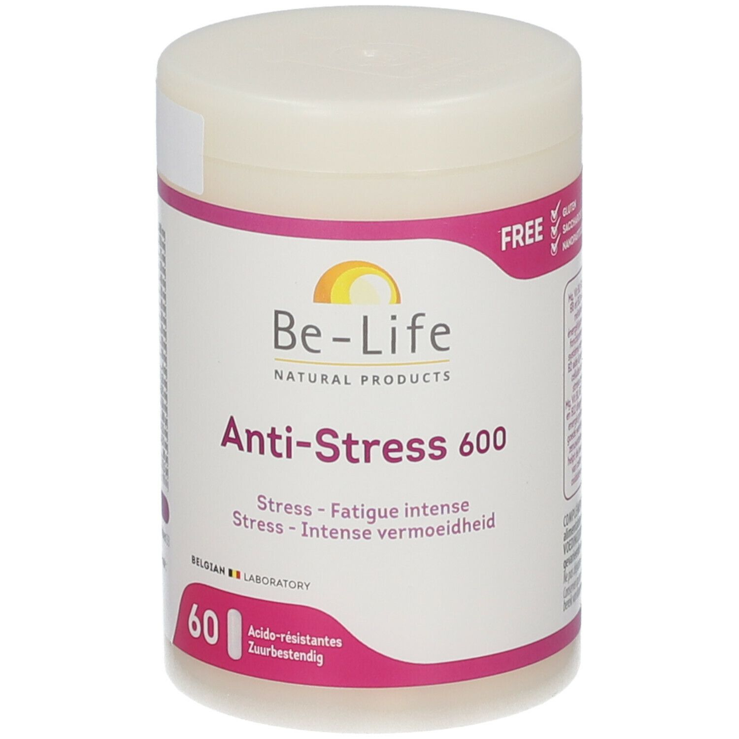 Image of Be-Life Anti-Stress 600