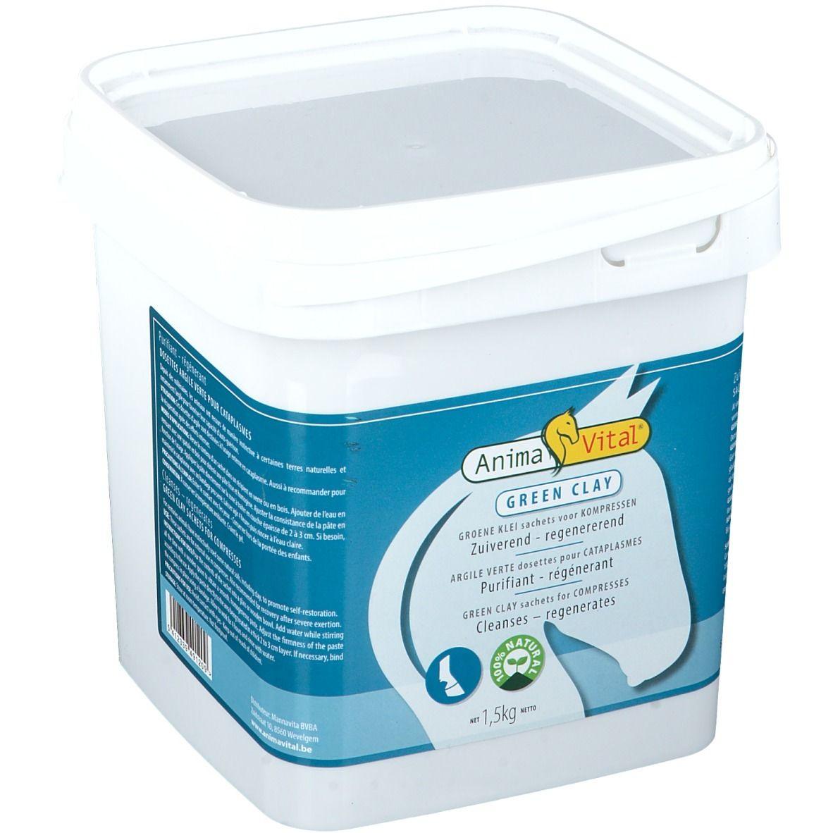 Image of Anima Vital® Green Clay für Pferde