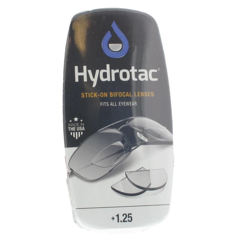 Image of Hydrotac® Leselinsen für Sonnebrillen und Sicherheitsgläser + 1.25