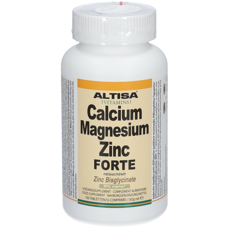 Image of Altisa® Calcium Magnesium Zink Forte