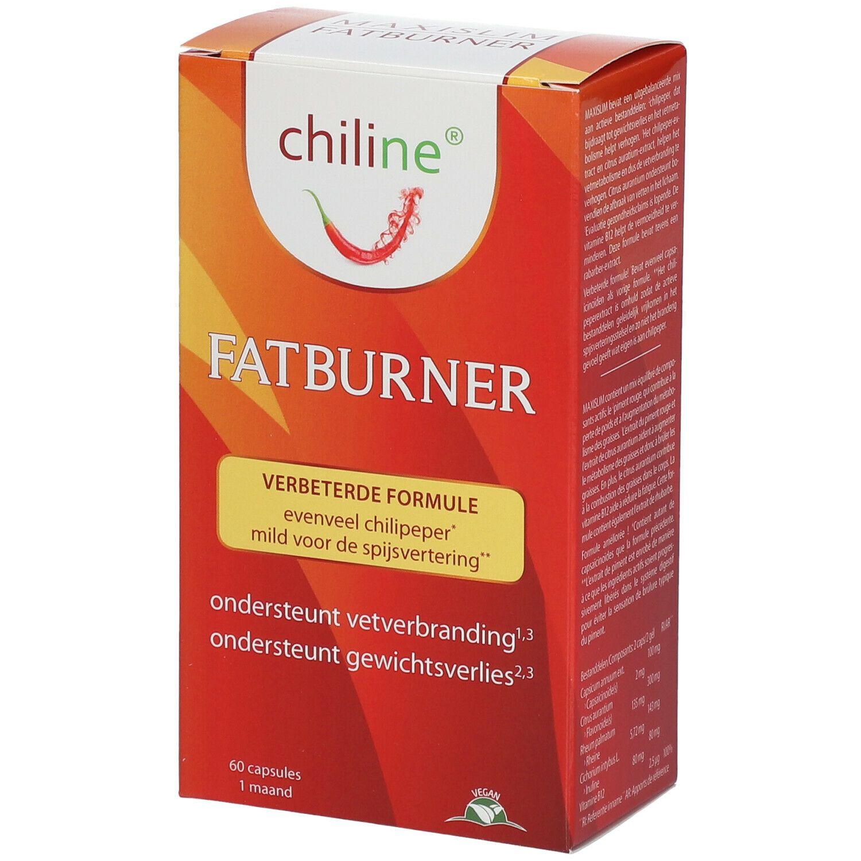 Image of chiline® MaxiSlim Fatburner