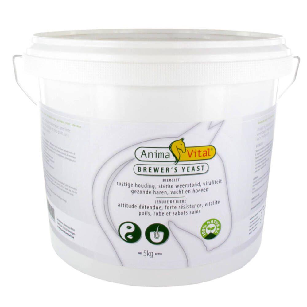 Image of Anima Vital® Brewer´s Yeast für Pferde