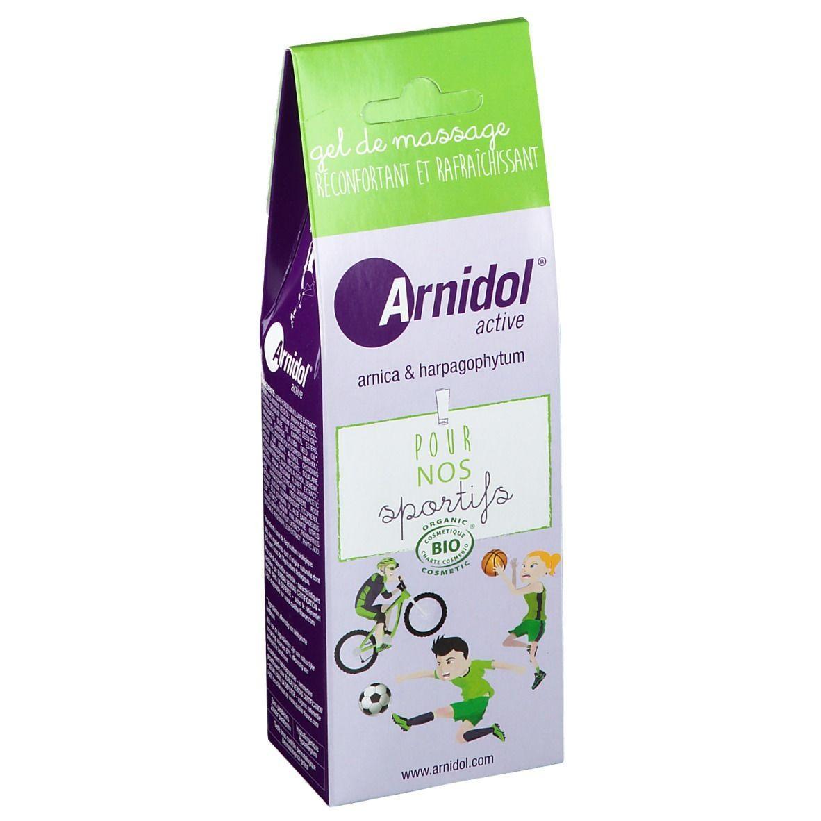 Image of Arnidol® aktive Massage Gel