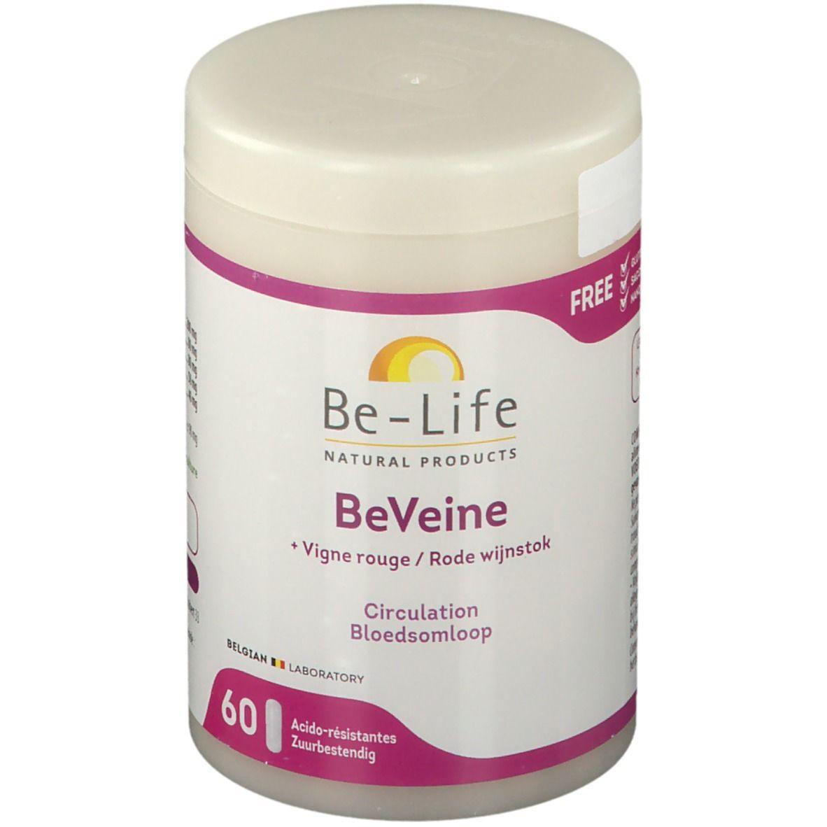 Image of Be-Life BeVeine +Rote Weinstock