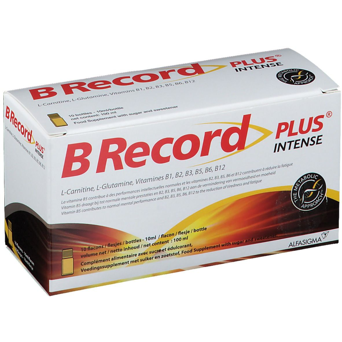 Image of BRecord Plus ® Intense