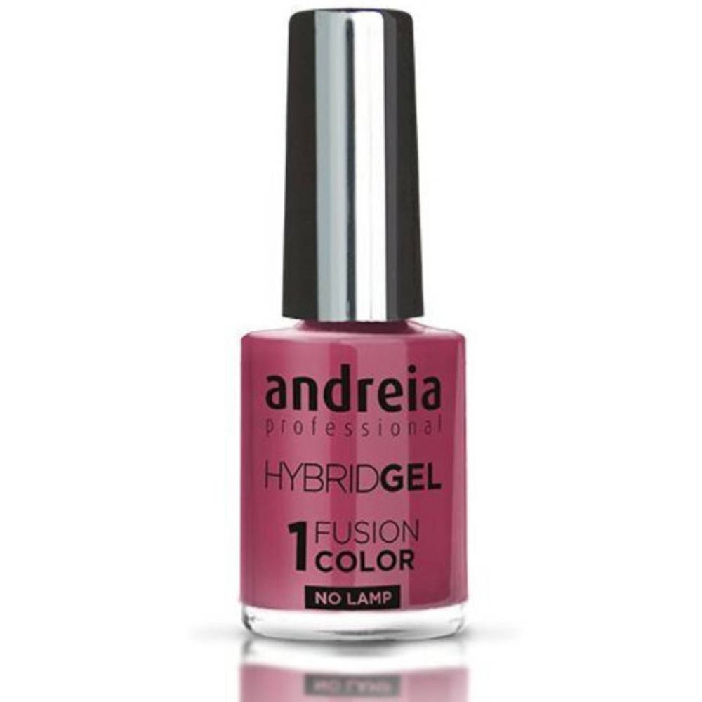 Image of Andreia Fusion Farbe Gel Nagellack H19 Dezentes Rosa