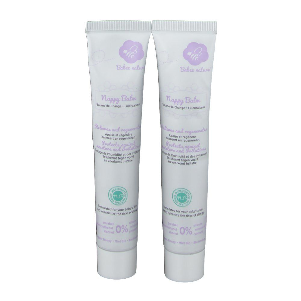 Image of Babee Nature Nappy Balm