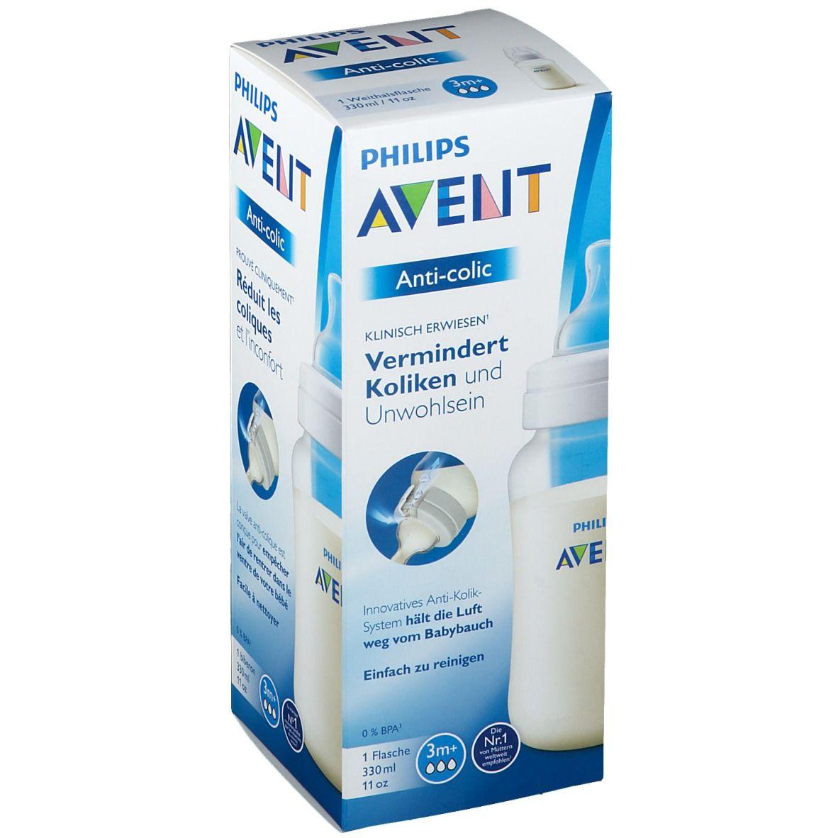 Image of Avent Anti-Kolik Flasche 330 ml 3+ Monate
