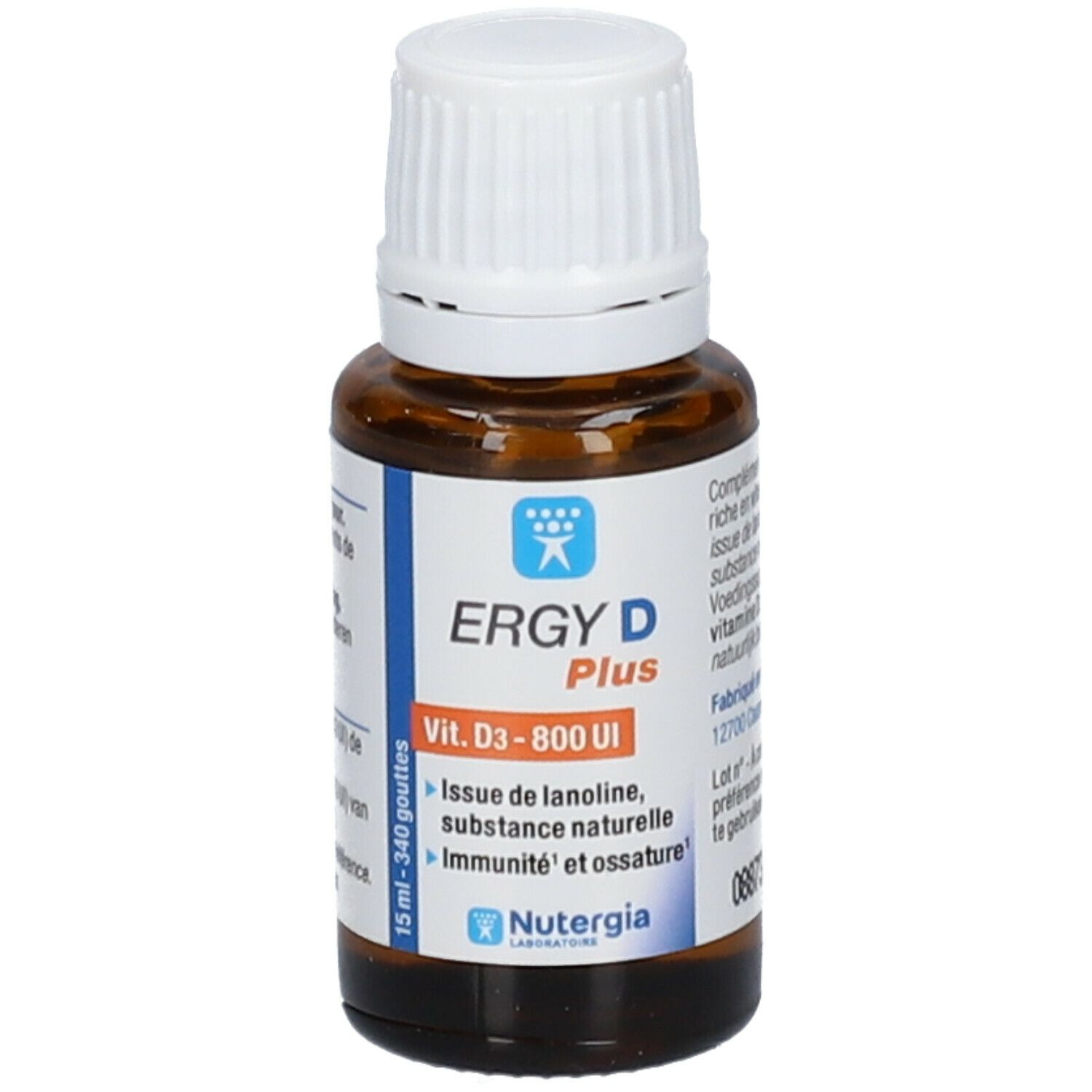 Image of Nutergia Ergy D Plus
