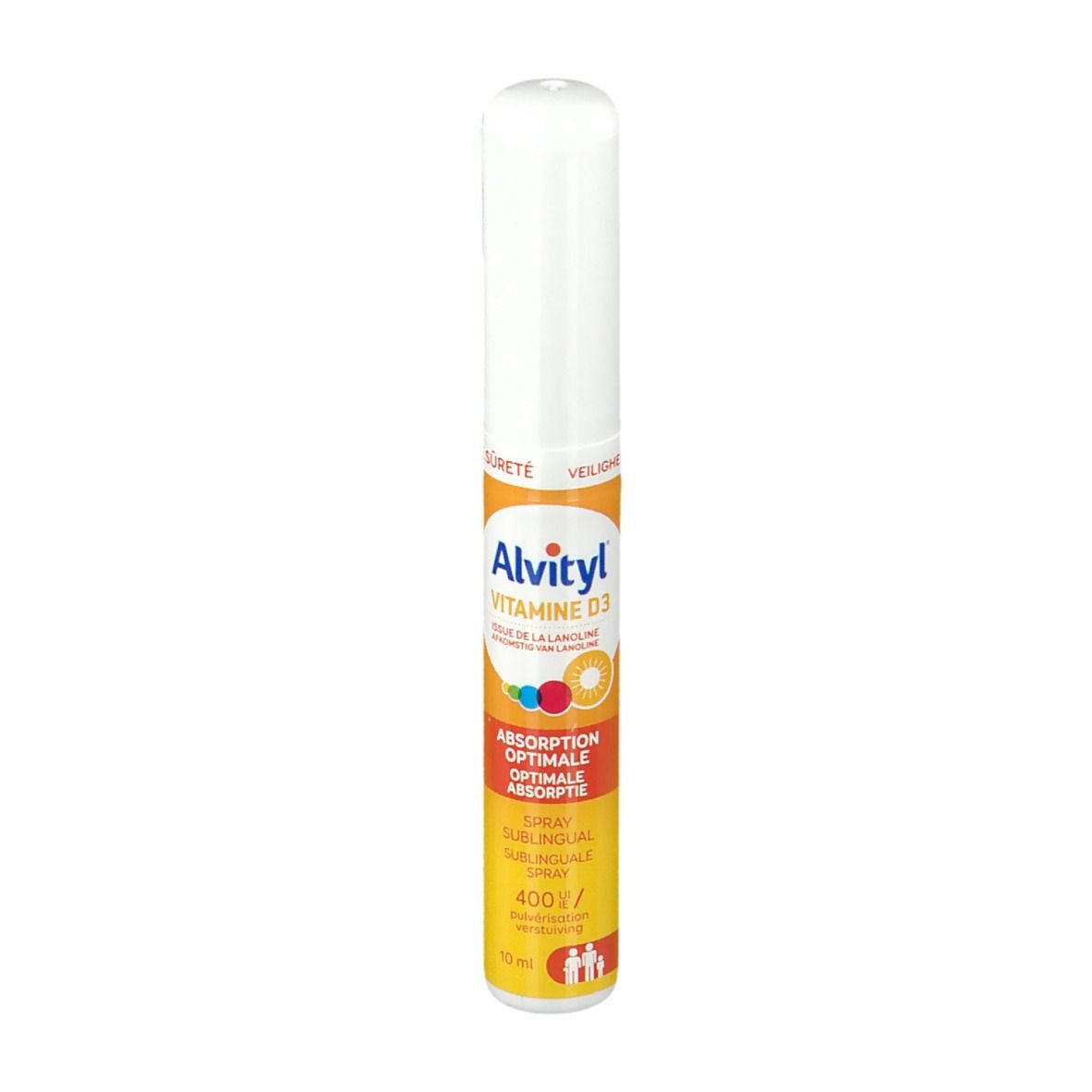 Image of Alvityl VITAMIN D3 Spray