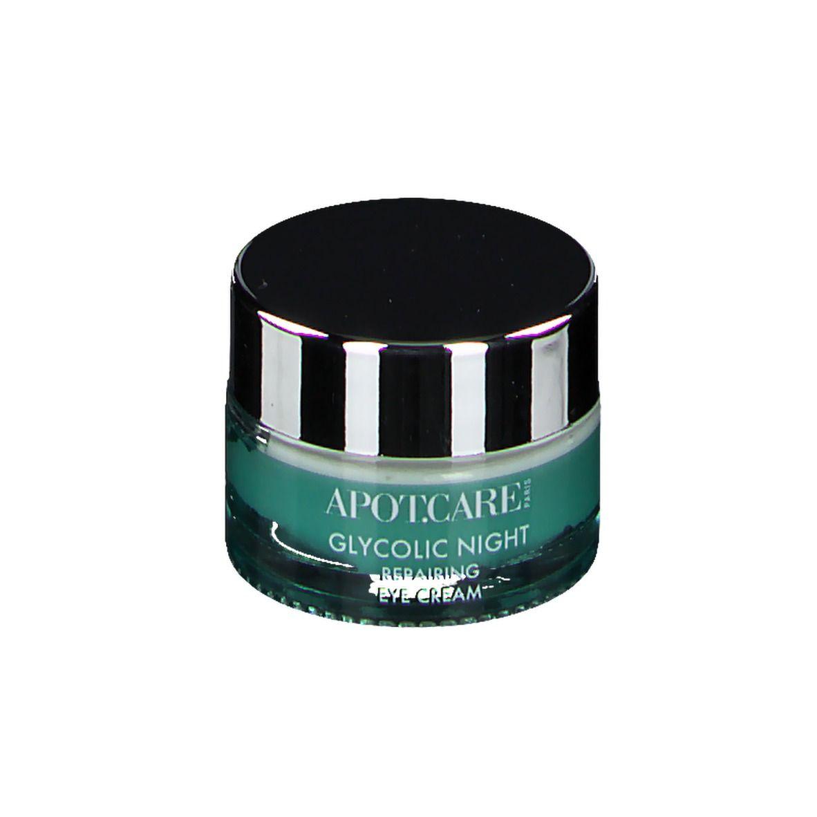 Image of APOT.CARE Glycolic Night Reparierende Augenpflege