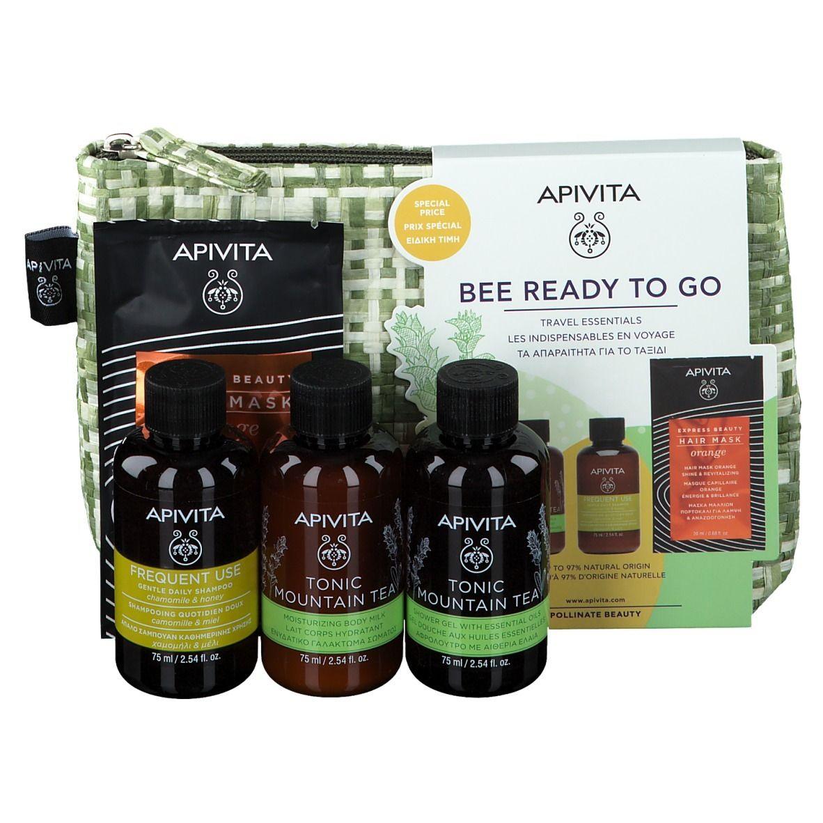 Image of Apivita Bee Ready to go Reiseset