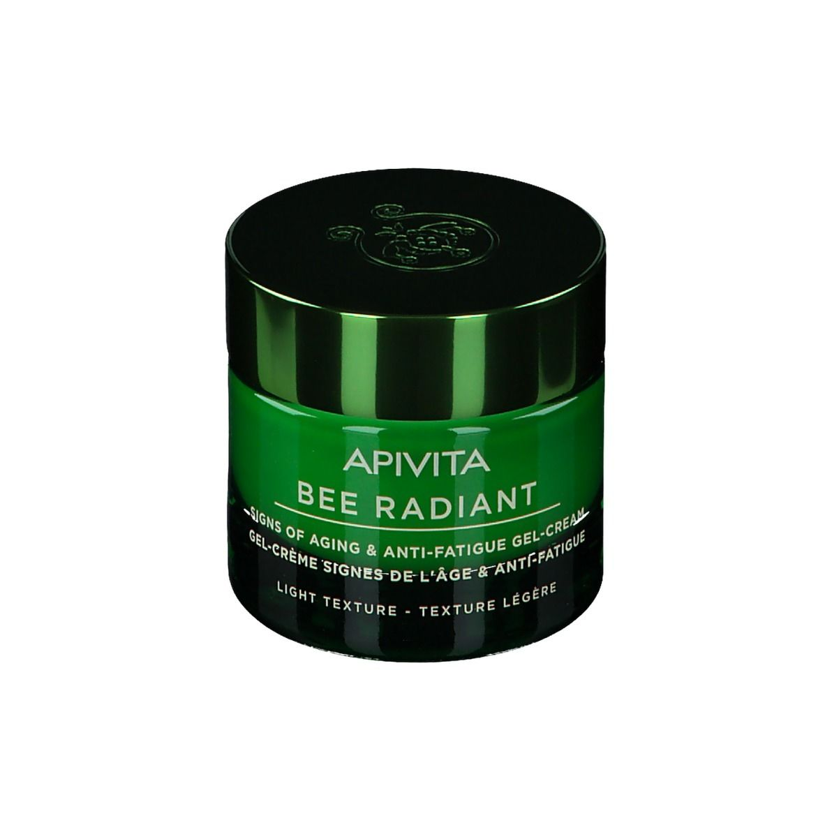 Image of APIVITA Bee Radiant Signs of Aging & Anti-Fatigue leichte Gel-Creme