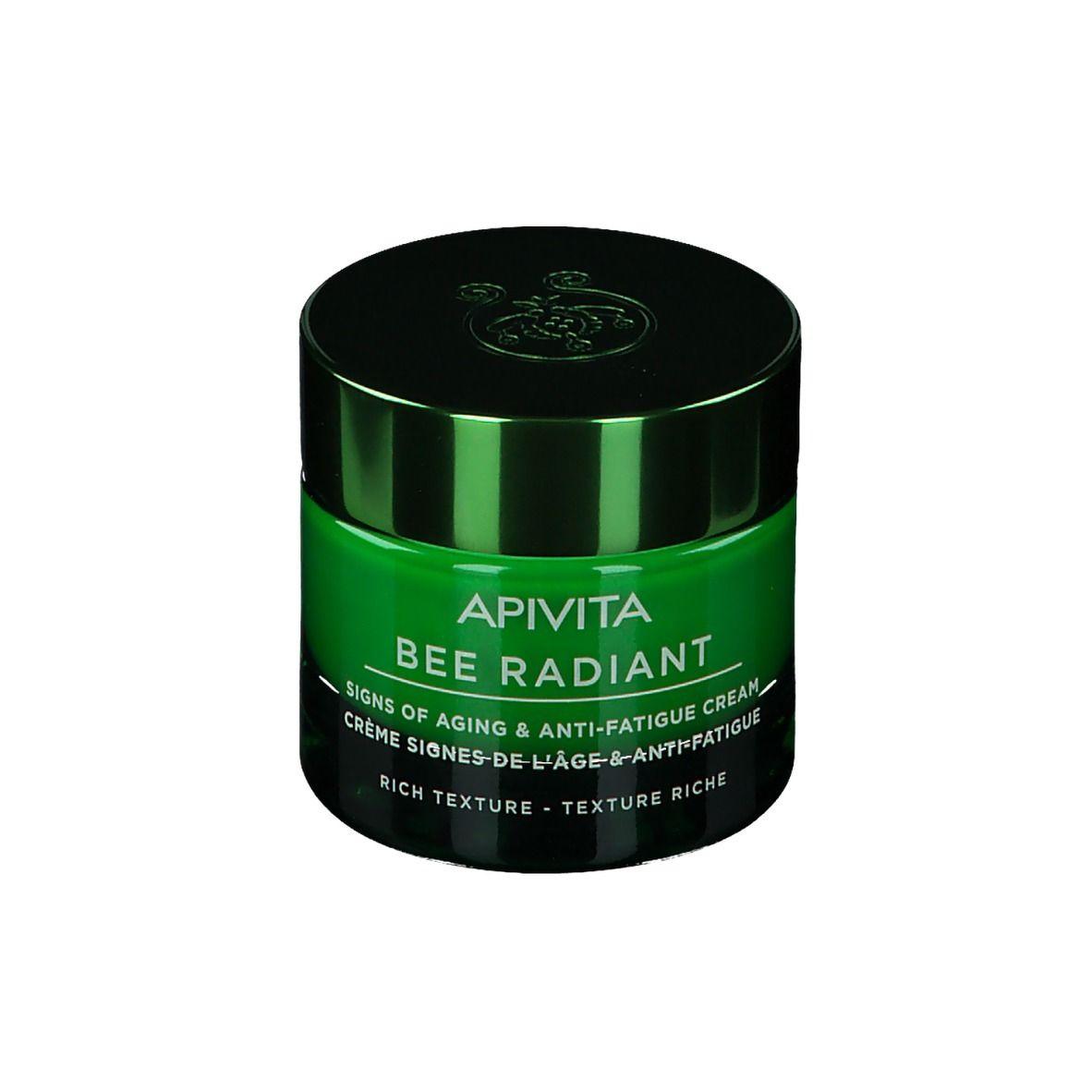 Image of APIVITA Bee Radiant Signs of Aging & Anti-Fatigue Gel-Creme reichhaltig