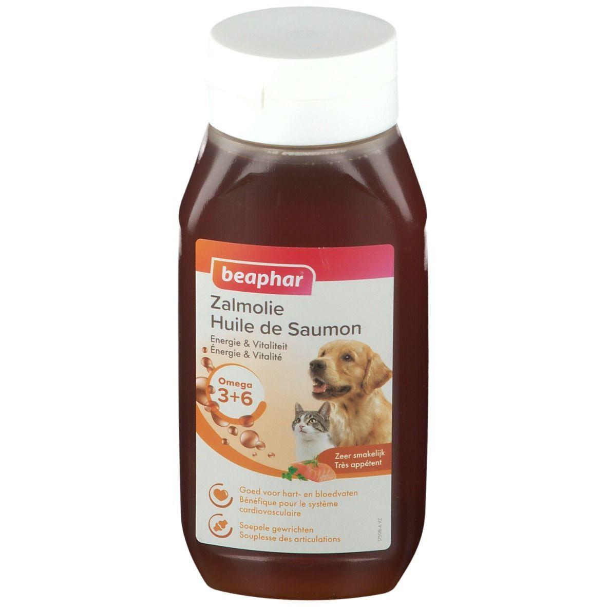 Image of beaphar® Lachsöl