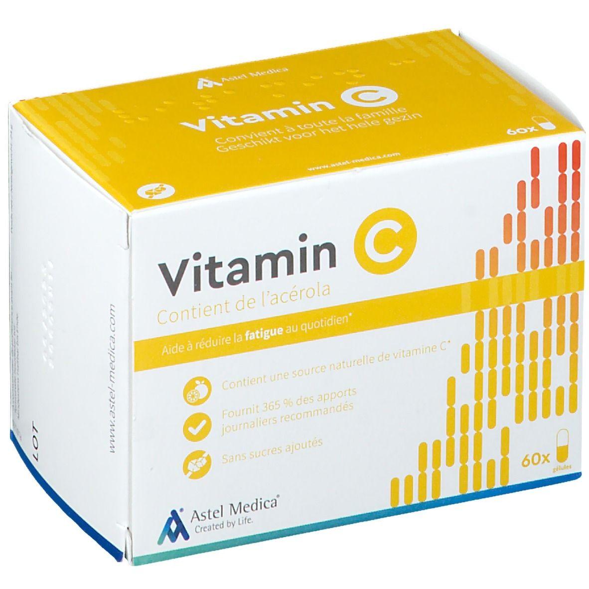 Image of Astel Medica® Vitamin C