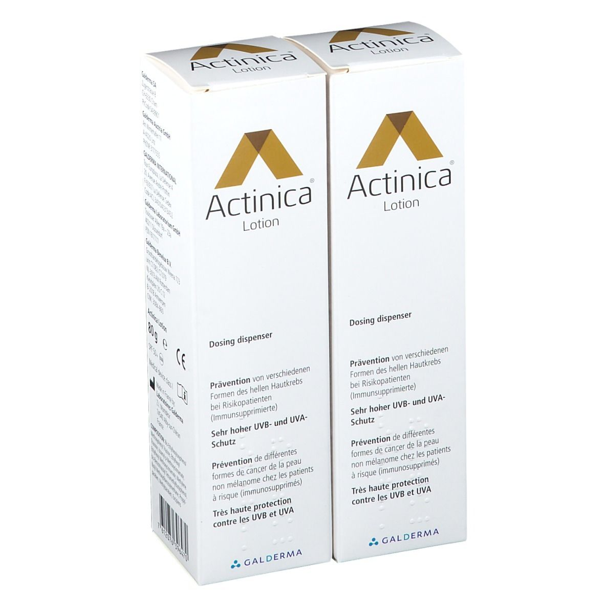 Image of Actinica® Lotion Duo