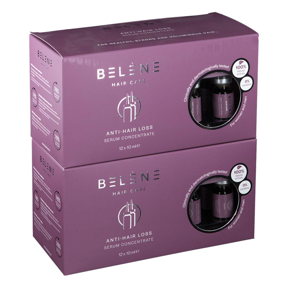 Image of BELENE Anti-Haarausfall Serum-Konzentrat + 1 Gratis