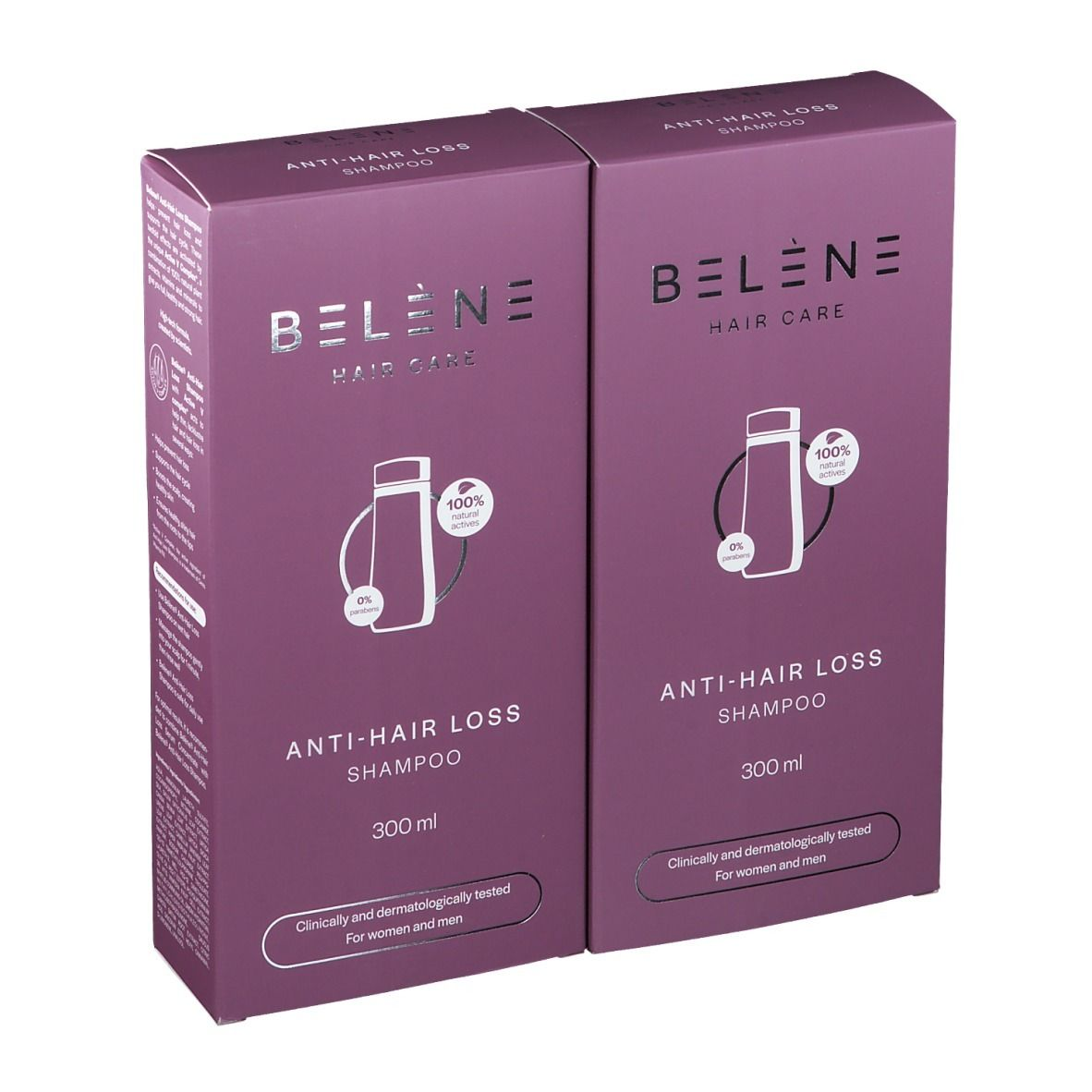Image of BELENE Anti-Haarausfall Shampoo + 1 Gratis